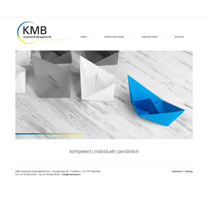KMB Investment & Management AG